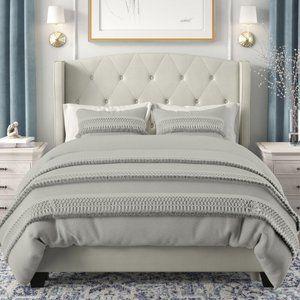 McCrory Cotton Seersucker Reversible Comforter Set